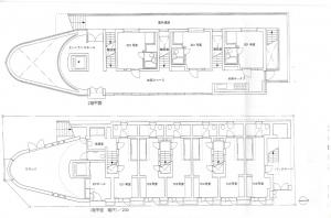 Colline Kugahara 201 Floor Plan