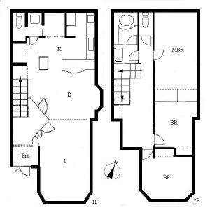 Court House Floor Plan