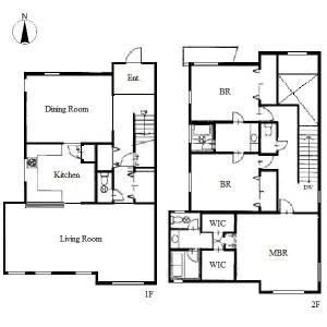 Power House Hongo Floor Plan