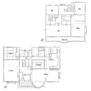 Wago House Floor Plan