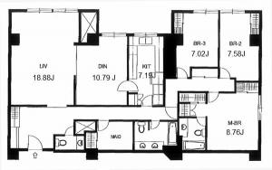 Homat West 650 Floor Plan