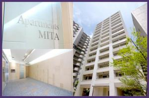 Apartments Mita 502 Floor Plan