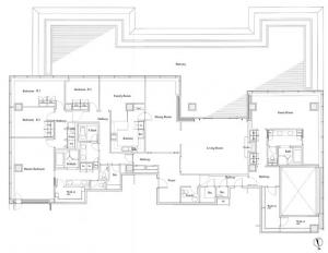 Homat Viscount 1703 Floor Plan