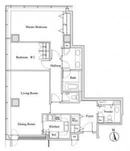 Homat Viscount 1906 Floor Plan
