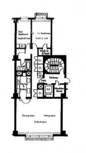 Bluff 100 5C Floor Plan