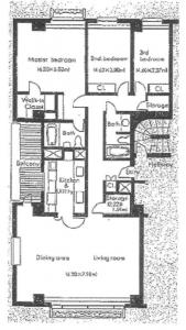 Bluff 100 3A Floor Plan