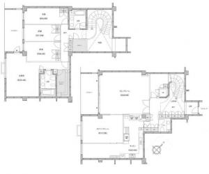 Oji Green Hill Apartments 307 Floor Plan