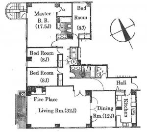 Kemy Court 302 Floor Plan