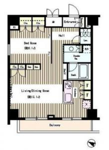 N35 EAST 1301 Floor Plan