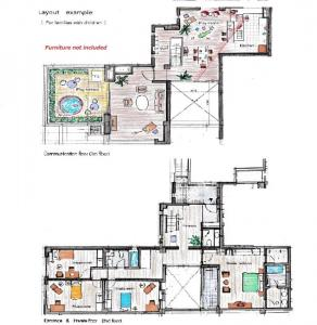 Enaka Mansion No.2 Floor Plan