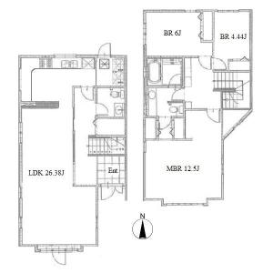US Import House Yashirogaoka Floor Plan