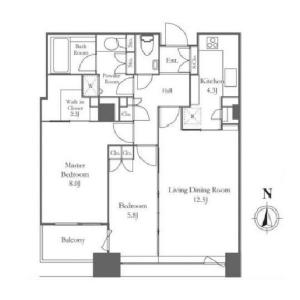 Century Park Tower Floor Plan