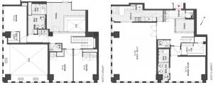 The Prudential Tower Residence 3703 Floor Plan