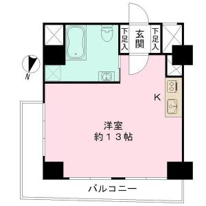 Syoto Parkhouse 605 Floor Plan