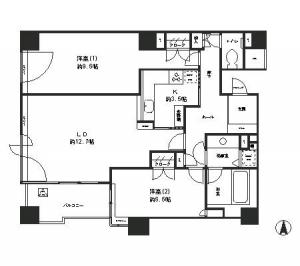 Park Side Wings 1111 Floor Plan
