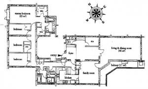 The Oak Hills 203 Floor Plan